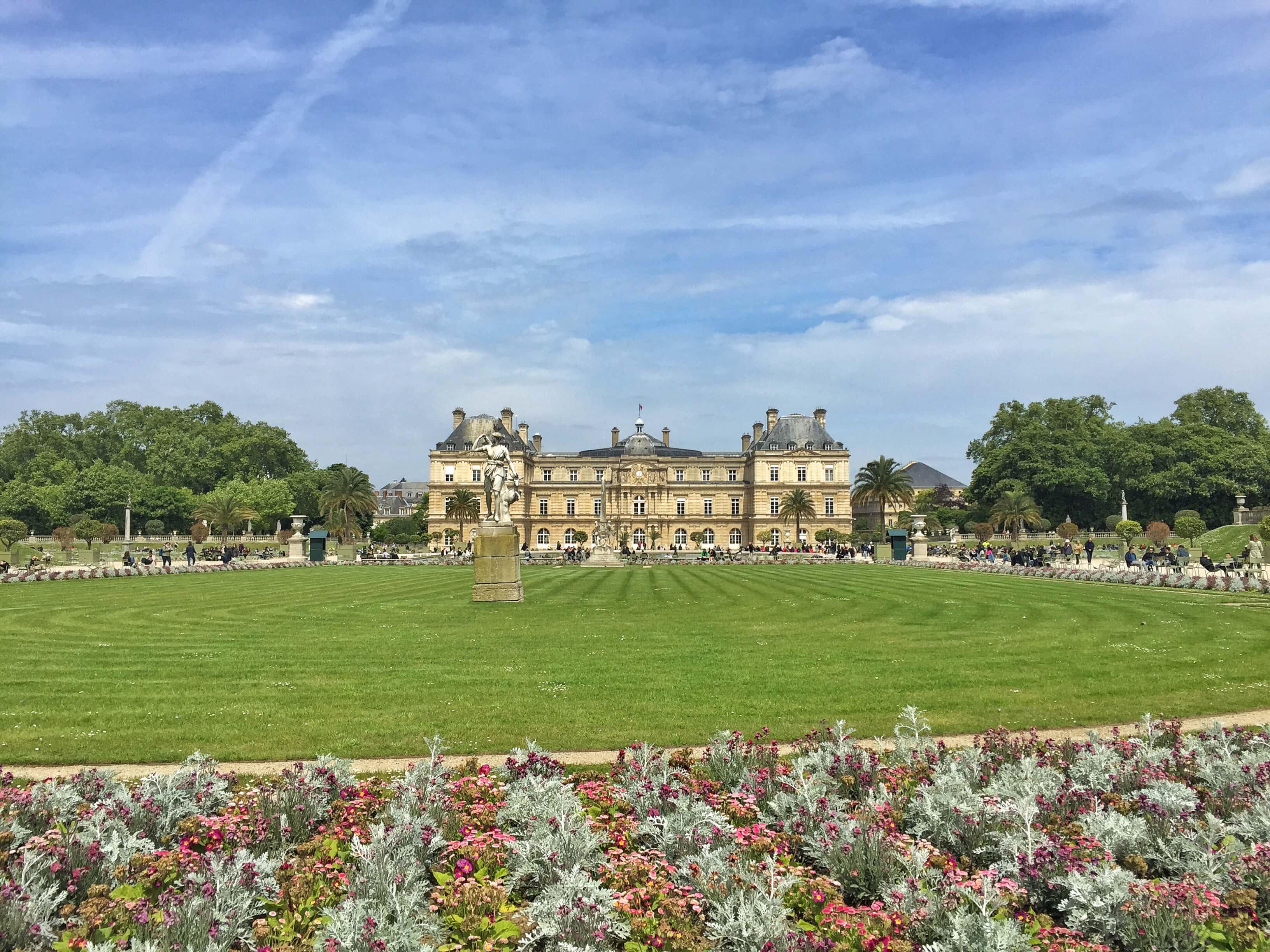 Párizsi park