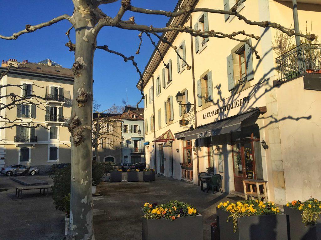 Garouge Genf