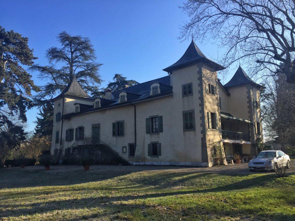 Chateau de Veigy Franciaország
