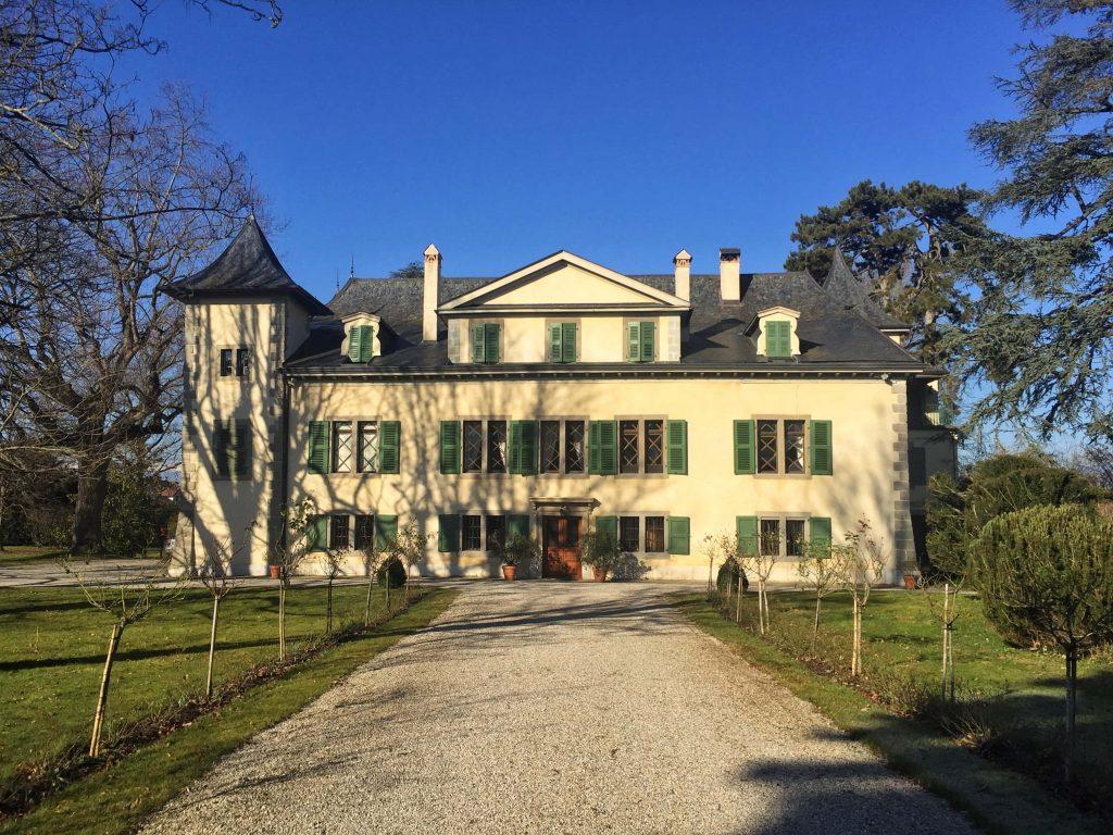 chateau de veigy szállás