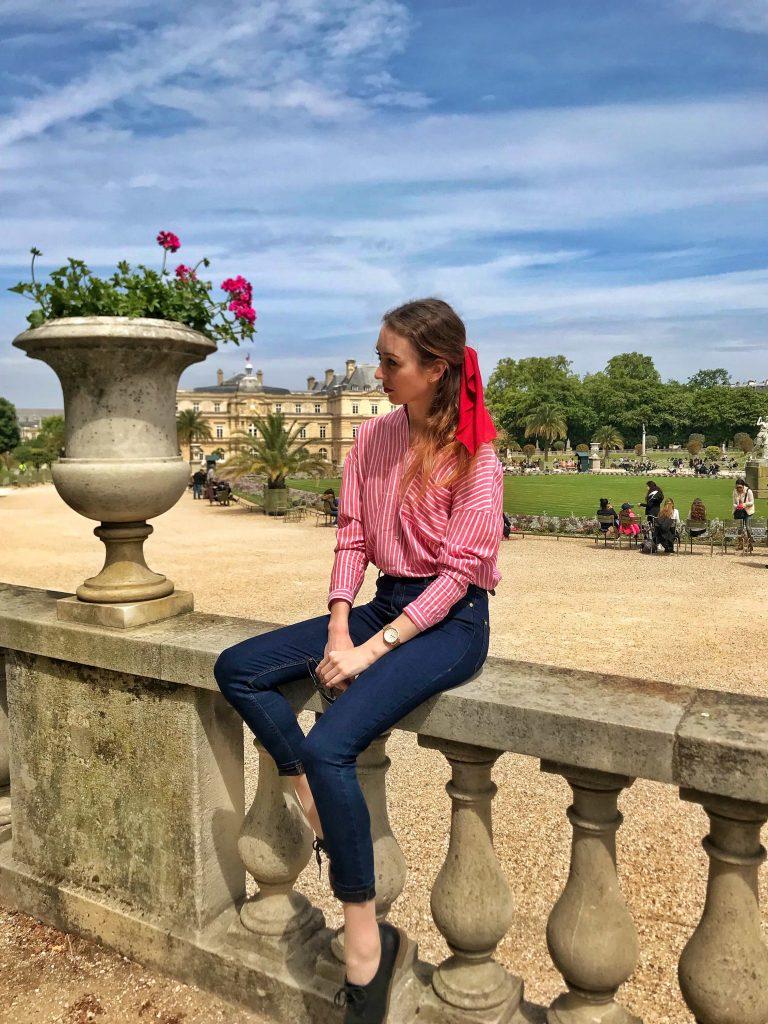 párizsi öltözködés